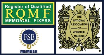 Ayrshire Memorials NAMM RQMF certified